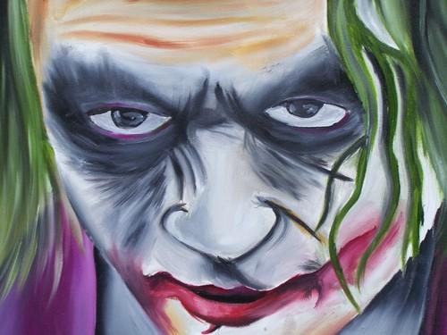 """""""Heath Ledger's Joker"""""""