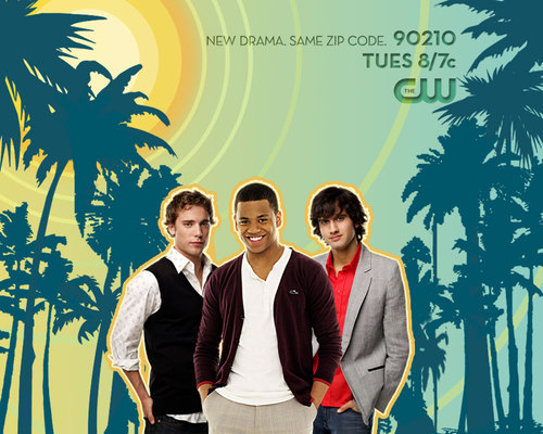 90210 wallpaper containing a business suit, a well dressed person, and a suit called 90210 official wallpapers
