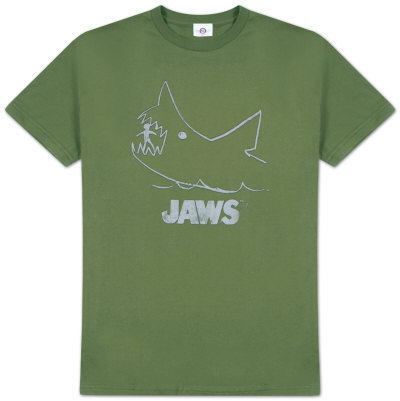 A Jaws シャツ