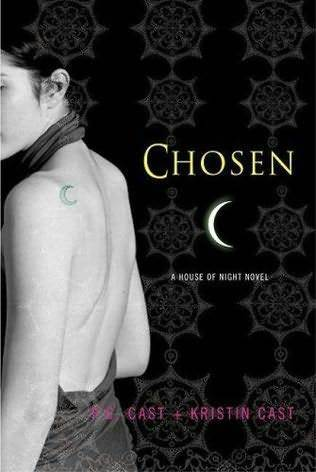 A different cover to Chosen