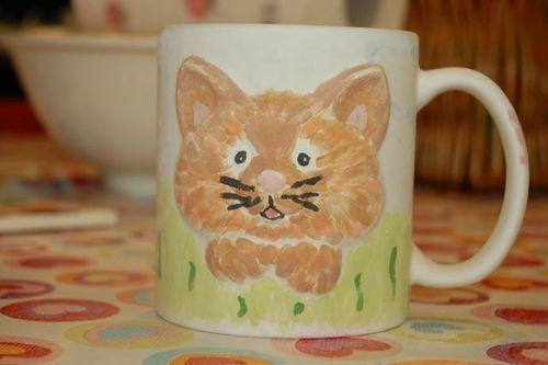 A mug I painted