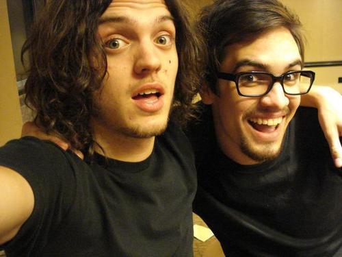 Alex DeLeon & Brendon Urie