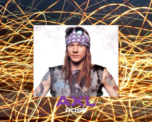 Axl Rose Wallpaper - axl-rose Wallpaper