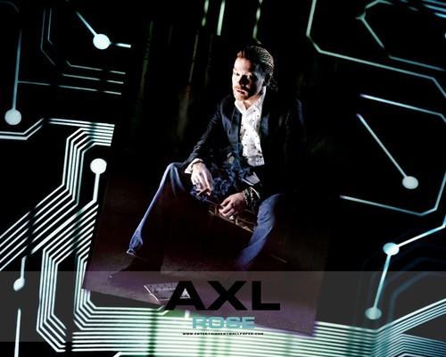 Axl Rose Hintergrund