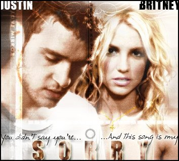 Bj - britney-and-justin Fan Art