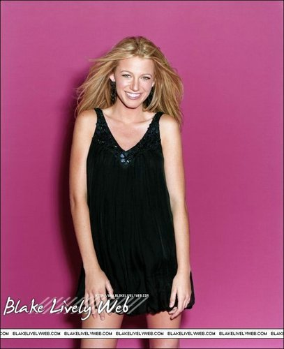 Blake outtakes from CosmoGirl!