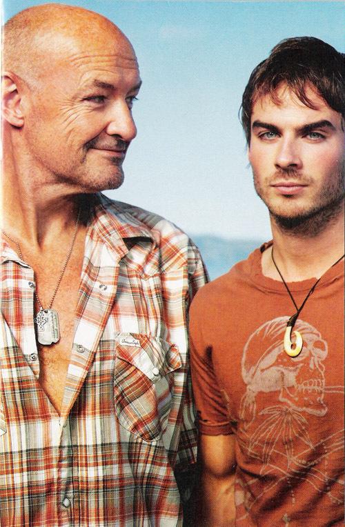 Boone and Locke