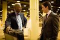 Bruce Wayne and Lucius Fox - the-dark-knight photo