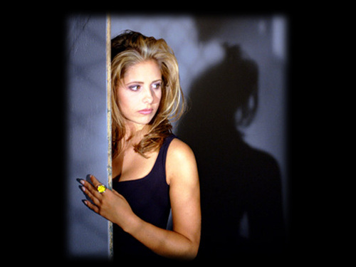 Buffy the Vampire Slayer wallpaper titled Buffy