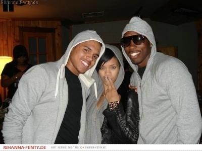 CB & Rihanna