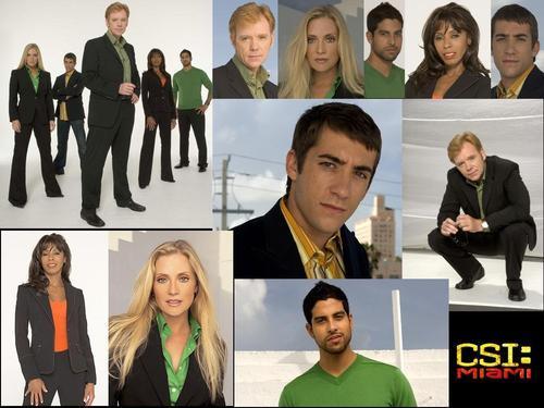CSI: Miami Team