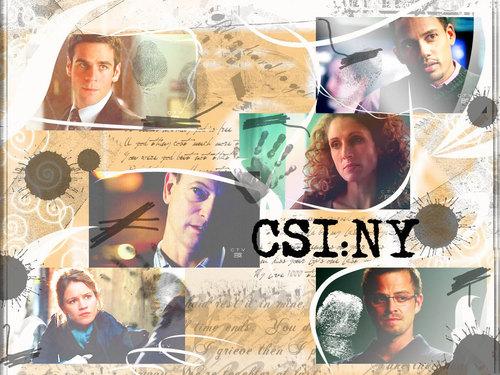 CSI 과학수사대 NY