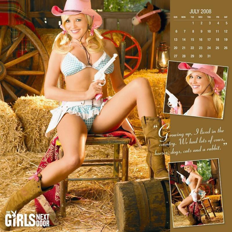 смотреть все фото календари плейбоя
