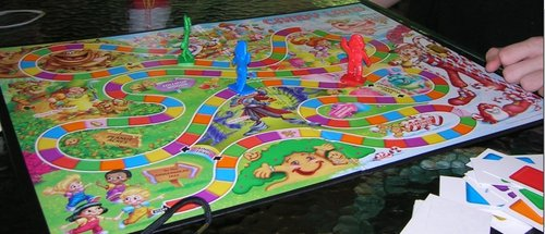 Candy Land Board