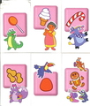 Candy Land Dora Specialty Cards