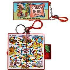 キャンディー Land Keychain