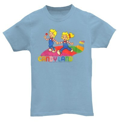 Candy Land T-Shirt - candy-land Photo