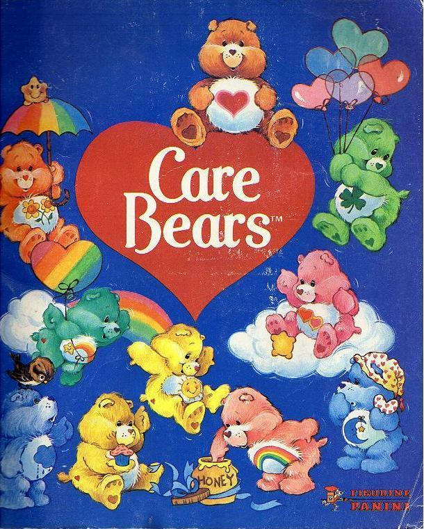Care Bears Wallpaper: 80s Toybox Photo (2015048)