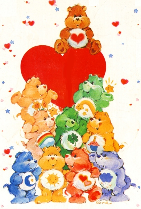 80s Toybox Images Care Bears Hd Wallpaper And Background Photos