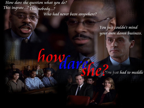 Law & Order: CI wallpaper called Carver