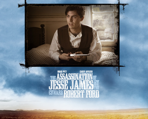 Casey Affleck - The Assassination of Jesse James द्वारा the Coward Robert Ford