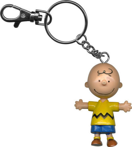 Charlie Brown Keychain