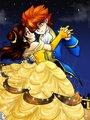 Chibbi Edward and Bella ♥ - twilight-series fan art