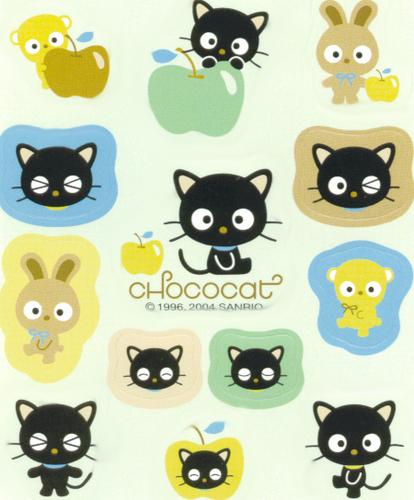 Chococat Stickers