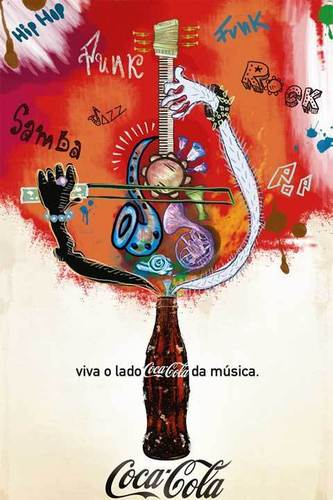 Coca Cola: Musica
