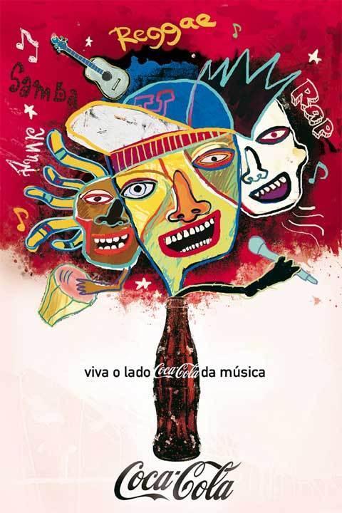 Coca Cola: موسیقی
