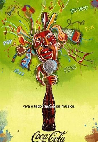 Coca Cola: Music
