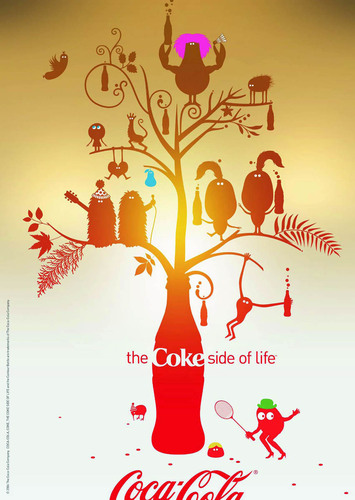 Coca Cola: Side of Life