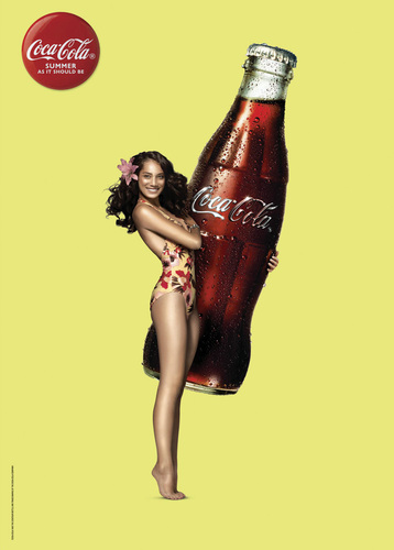 Coca Cola: Summer - coke Photo