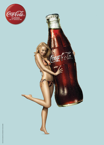 콜라 바탕화면 titled Coca Cola: Summer
