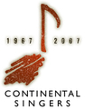 Continental Singers logo - the-continental-singers photo