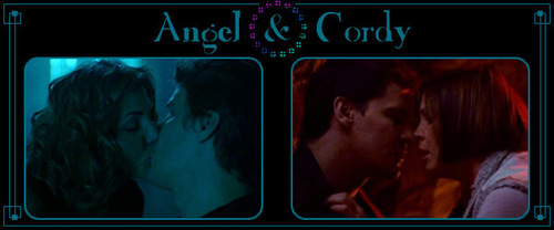 Cordelia & Angel <333