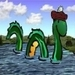 Cute Nessie :) - loch-ness-monster icon