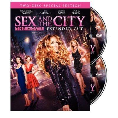 DVD SATC