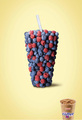 Dunkin' Donuts: Iced Coffee Berry Berry - dunkin-donuts photo