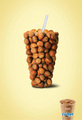 Dunkin' Donuts: Iced Coffee Hazelnut - dunkin-donuts photo