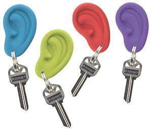 Ear Keychains