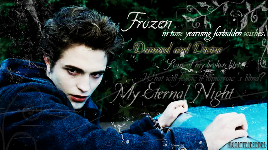 Twilight Series Images Edward Cullen Wallpaper And