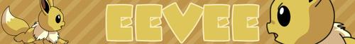 Eevee banner