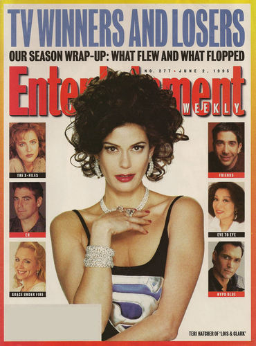 Entertainment Weekly June 2, 1995