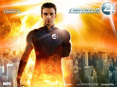 Fantastic Four 2 Posters