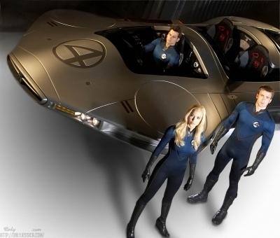 Fantastic Four 2 Stills