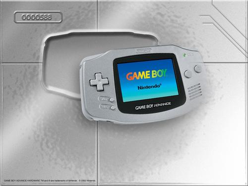 GBA Platinum fondo de pantalla