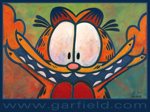 garfield wallpaper titled garfield wallpapers