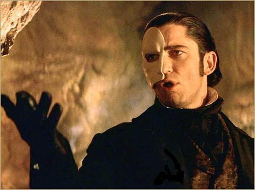 Gerard in Phantom