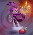 Goodbye Blaze - sonic-girls photo